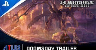13 Sentinels Aegis Rim - Doomsday Trailer | PS4