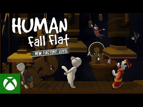 Human Fall Flat | Factory Level Launch Trailer
