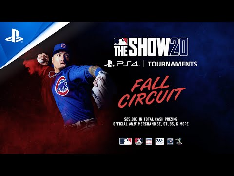 MLB The Show 20 PS4 Tournaments - Fall Circuit