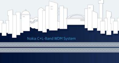 Nokia C+L-Band WDM System