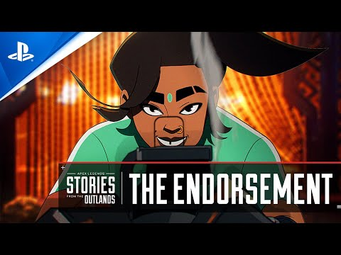 """Apex Legends: Stories from the Outlands – """"The Endorsement"""" 