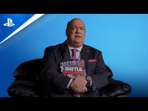 WWE 2K Battlegrounds - Game Modes Trailer | PS4