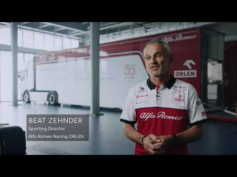 Alfa Romeo Racing ORLEN x Acer ENDURO – Built for Extreme | Acer