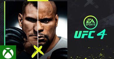 UFC 252: Daniel Cormier vs Stipe Miocic - EA SPORTS UFC 4 Simulation