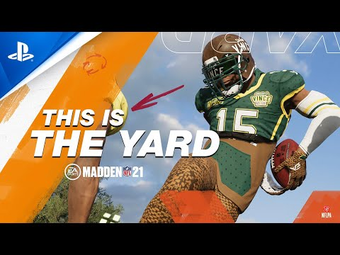 Madden NFL 21 - The Yard Trailer   PS4