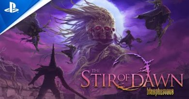 Blasphemous: Stir of Dawn - Update Trailer   PS4