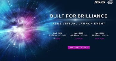 Built for Brilliance Virtual Launch Event | ASUS