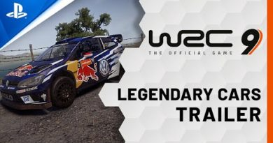 WRC 9 - Legendary Cars Trailer | PS4, PS5