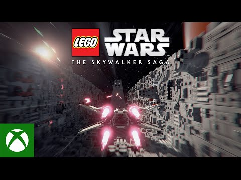 LEGO® STAR WARS™: The Skywalker Saga Gameplay Trailer