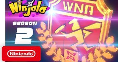 Ninjala: Season 2 Trailer - Nintendo Switch