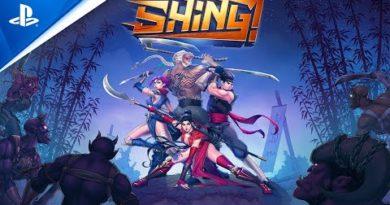 Shing! - Launch Trailer   PS4