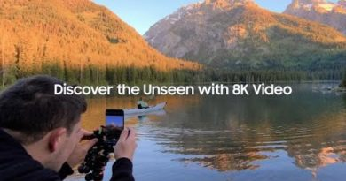 Galaxy X Discovery: Discover the Unseen with 8K Video | Samsung