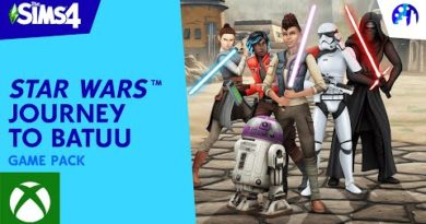 The Sims™ 4 Star Wars™: Journey to Batuu   Official Reveal Trailer