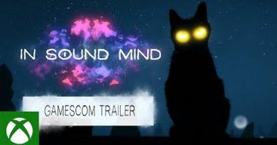 In Sound Mind - Gamescom 2020 Trailer
