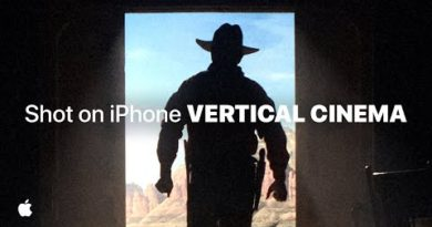 Shot on iPhone by Academy Award® Winner Damien Chazelle – Vertical Cinema