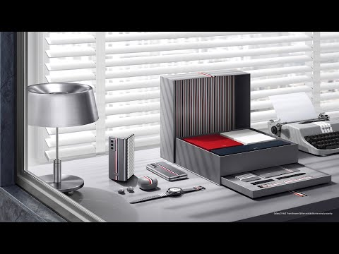 Galaxy Z Fold2 Thom Browne Edition Official Film: Unveiling