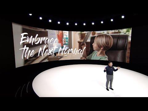 Galaxy Unpacked August 2020: Highlights | Samsung