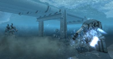 Underwater combat comes to Gundam Battle Operation 2