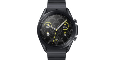 Samsung Launches Galaxy Watch3 Titanium Merging Luxury With Durability