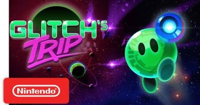 Glitch's Trip - Launch Trailer - Nintendo Switch