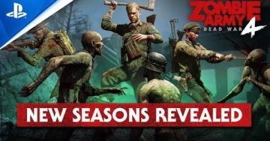 Zombie Army 4: Dead War – New Seasons Revealed | PS4