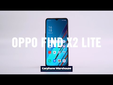 Discover the Oppo Find X2 Lite