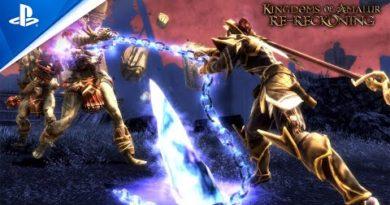 Kingdoms of Amalur: Re-Reckoning - Release Trailer | PS4