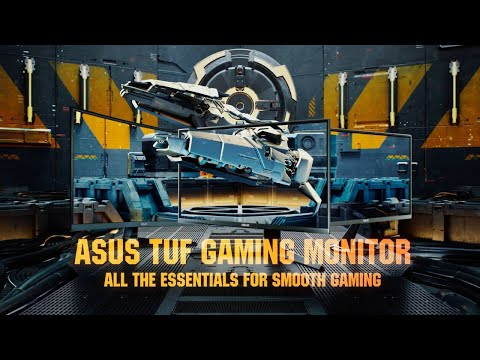 TUF GAMING VG27AQL1A- All the Essentials for Smooth Gaming