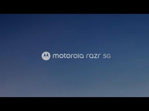 meet razr 5G