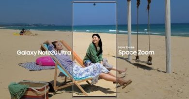 Galaxy Note20 Ultra: How to use Space Zoom | Samsung