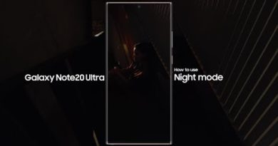 Galaxy Note20 Ultra: How to use Night mode | Samsung