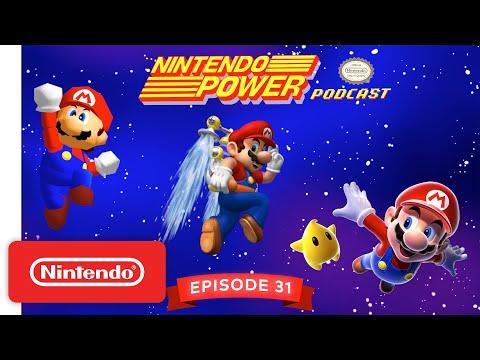 Super Mario 35th Anniversary Special Feat. Super Mario 3D All-Stars! | Nintendo Power Podcast
