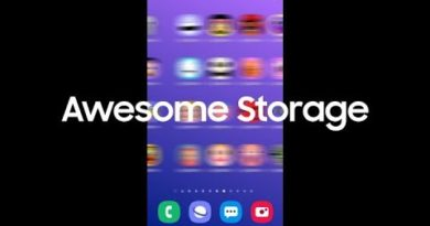 Galaxy A: AWESOME storage | Samsung