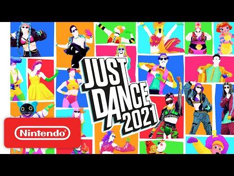 Just Dance 2021 - Official Song List Sneak Peek - Nintendo Switch