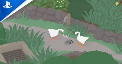 How House House added multiplayer to Untitled Goose Game