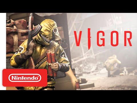 Vigor - Free-to-Play Launch - Nintendo Switch