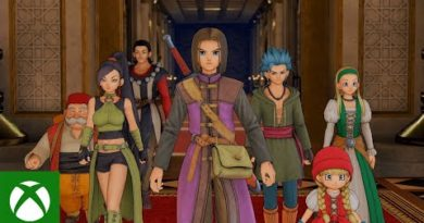 DRAGON QUEST XI S: Echoes of an Elusive Age - Definitive Edition TGS 2020 Trailer