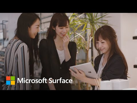 Design-focused furnisher chooses Surface devices, improves efficiency and customer experience