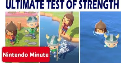 The Ultimate Test of Strength in Animal Crossing: New Horizons