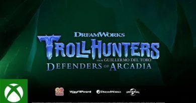 Trollhunters: Defenders of Arcadia   Launch Trailer