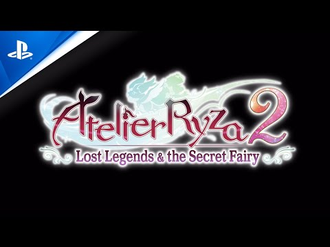 Atelier Ryza 2: Lost Legends & the Secret Fairy - TGS 2020 Trailer | PS4