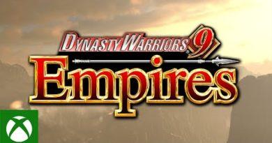 Dynasty Warriors 9 Empires - Teaser