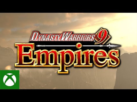 Dynasty Warriors 9 Empires - Teaser