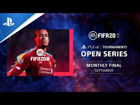 FIFA 20 Monthly Finals : PS4 Tournaments Open Series