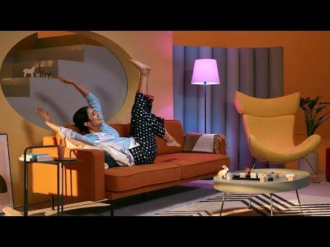 Smart Home: TV, Smart Lights and Soundbar | Samsung