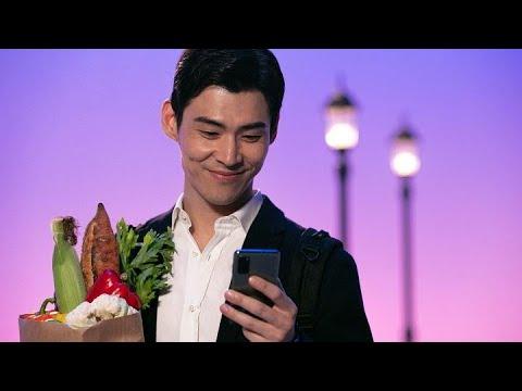 Smart Home: FamilyHub and Galaxy S20 | Samsung