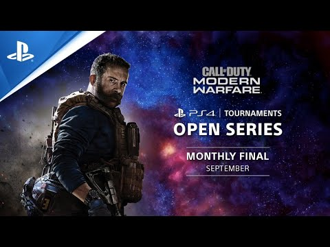 Call of Duty : Modern Warfare Monthly Finals NA - PS4 Tournaments Open Series