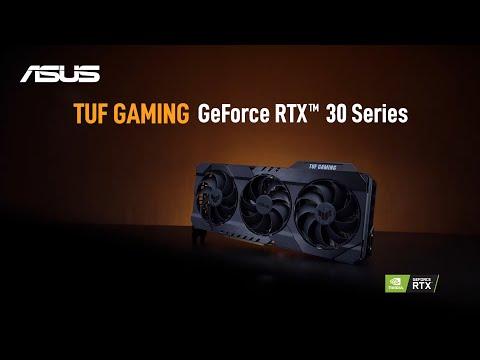 TUF Gaming GeForce RTX™ 30 Series | ASUS