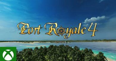 Port Royale 4 - Launch Trailer