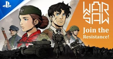 Warsaw - Join the Resistance! Launch Trailer   PS4